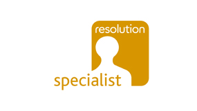 "accredited Specialist of ""Resolution"""